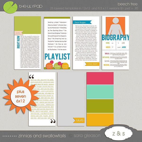 The Lilypad :: Templates :: Beech Tree {album} by Sara Gleason