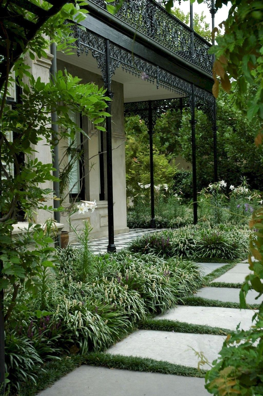 90 Best Side House Garden Landscaping Decoration Ideas With Rocks