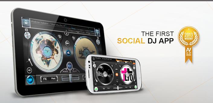 Edjing Free Dj Mix Rec Studio Social Apps Pinterest App