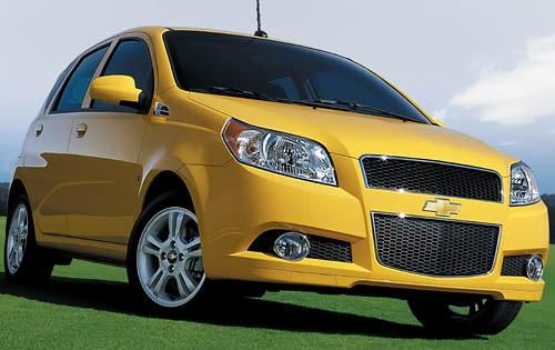 Chevy Aveo Comes Up Short When Compared With Others Chevrolet Aveo Chevy Chevrolet