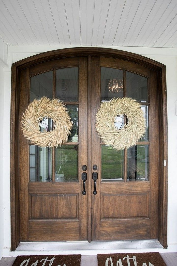 Photo of 10 Best Rustic Farmhouse Wreath Ideas And Designs For 2020