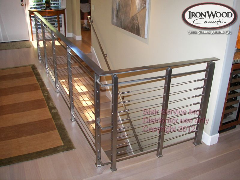 cable railing kits for decks this design created ironwood connection rail kit staircase marine amazon wood posts