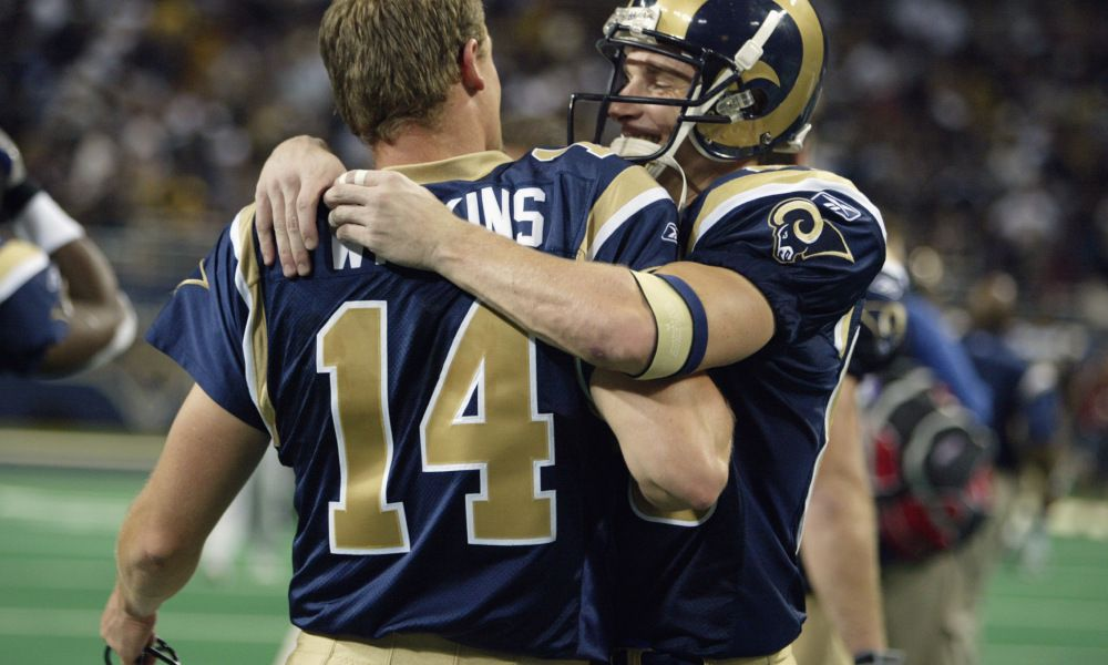 Creating The All Time Rams Roster Special Teams Edwards Jones Teams Field Goal