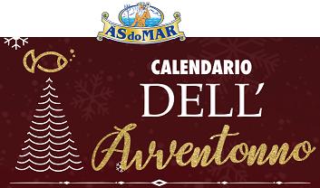 Calendario dell'Avvento Tonno Asdomar