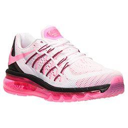 Women s Nike Air Max 2015 Running Shoes  9cec2ddf5b99