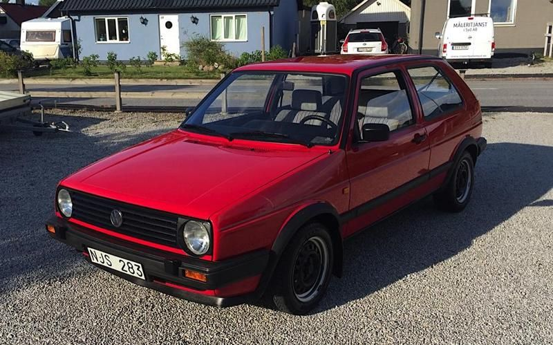 wagner classics leverkusen vw volkswagen vw golf 2 memphis rot 1988 zu verkaufen vw. Black Bedroom Furniture Sets. Home Design Ideas