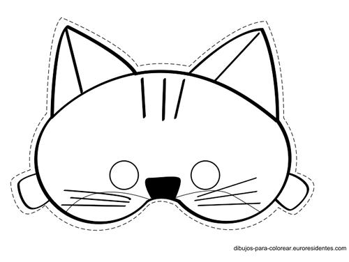 Careta de gato  Mimiaus  Pinterest  Gato Los bigotes del gato