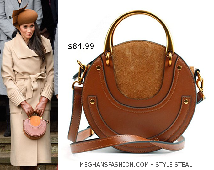 402b78aab5 Click to shop this Style Steal of Meghan Markle s Chloé Pixie Round ...