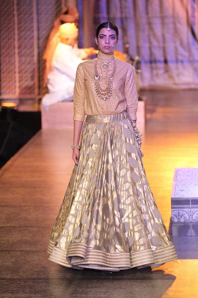 Reyna Tandon - India Couture Week 2016 | Indianwear | Pinterest
