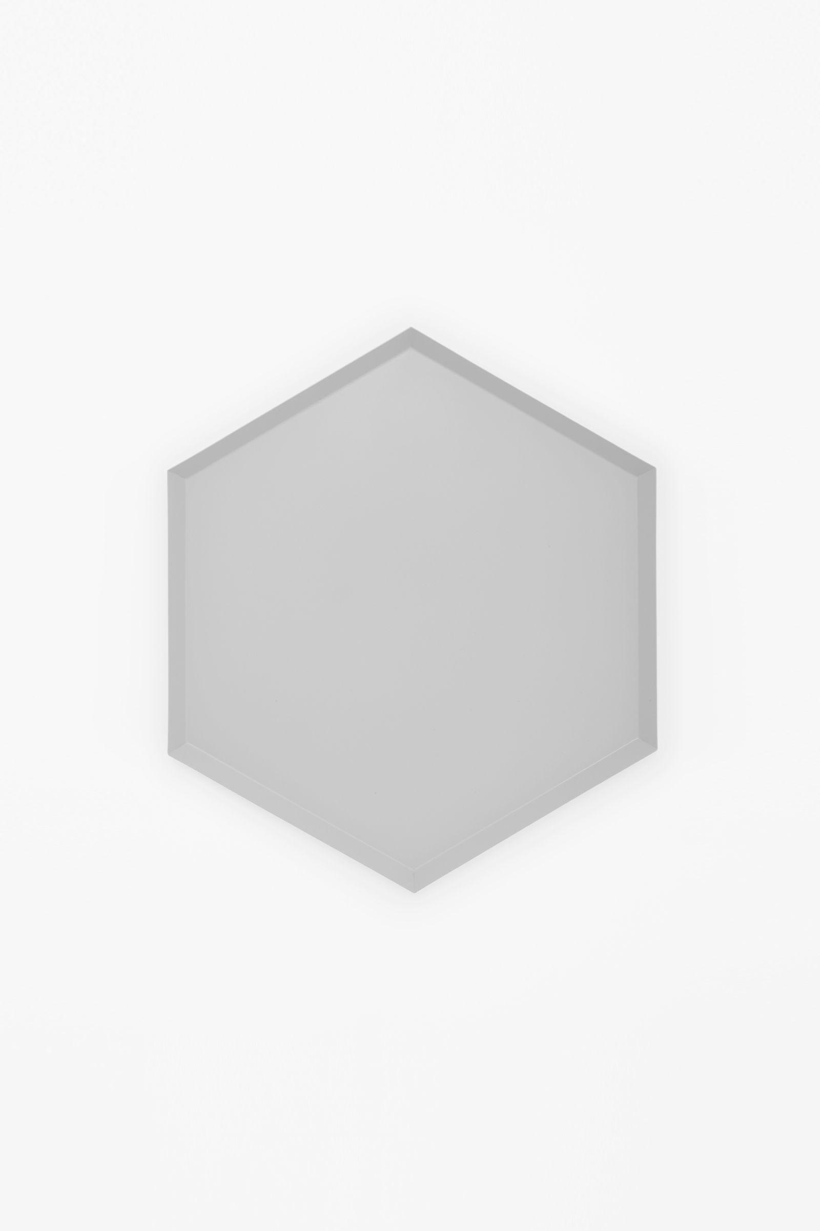COS x HAY | HAY kaleido x-large metal tray