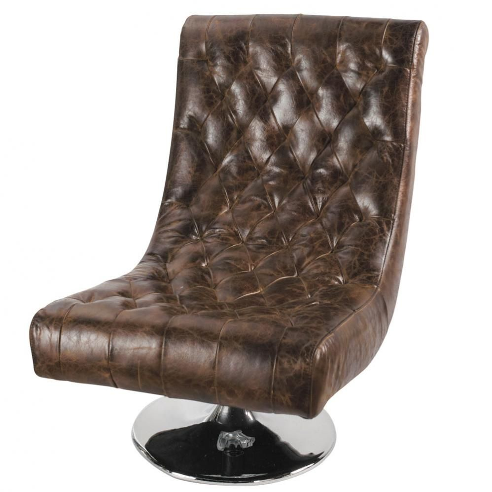 Brown leather armchair, leather armchairs and vintage on pinterest