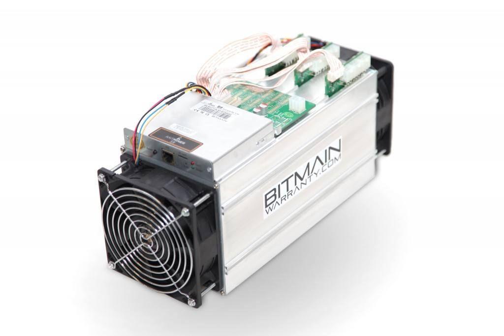 latest bitcoin miner
