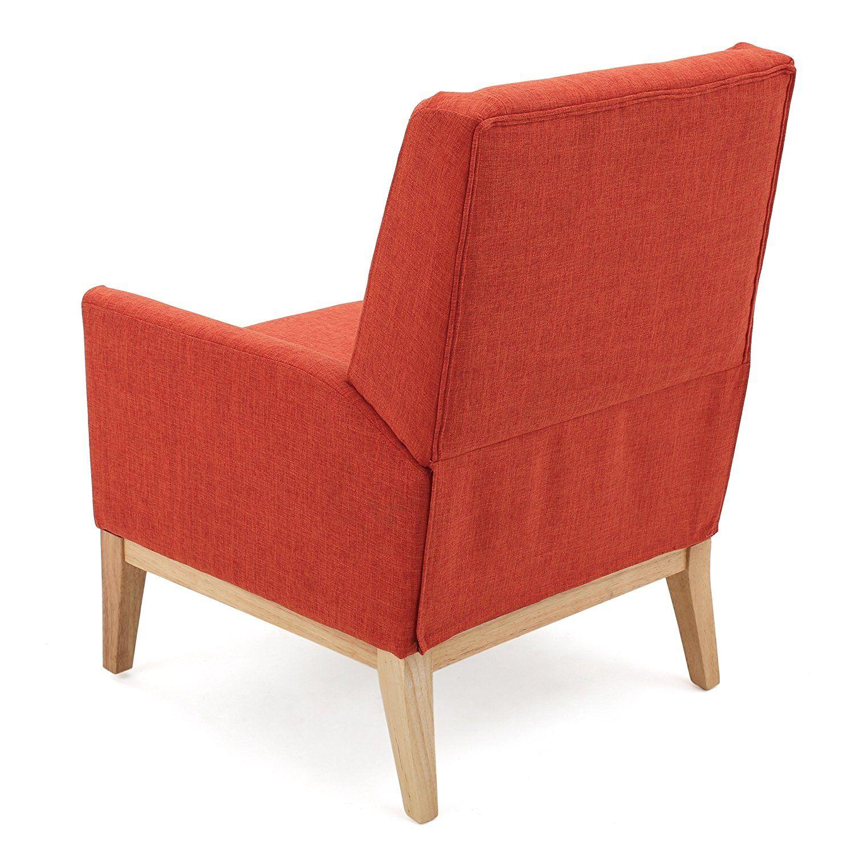 Erstaunliche Orange Sessel