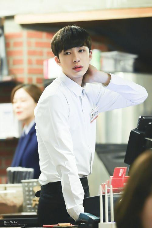 Monsta X Hyungwon © here, my dear | do not edit.