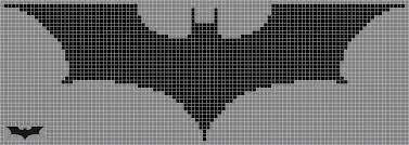 девушка знак бэтмена в майнкрафт картинки мировая