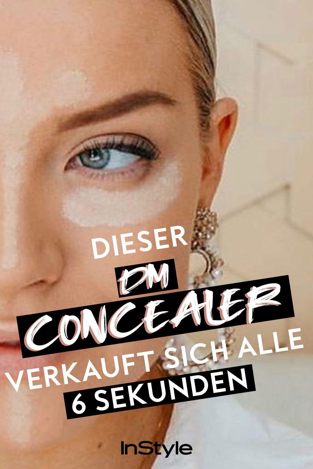 Unschlagbar Gut Dieser Dm Concealer Wird Alle 6 Sekunden Verkauft Concealer Maybelline Concealer Haut Tipps