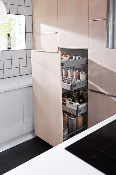 Meuble rangement pour cuisine pratique à tous les prix | Meuble ...