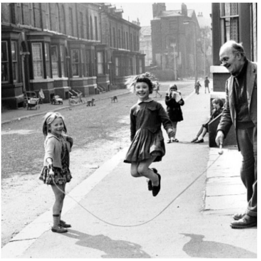Black and white vintage photos 1960s manchester uk