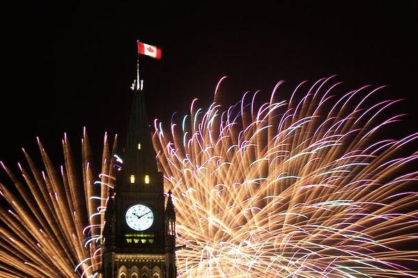 Celebrating Canada 150 Around the World