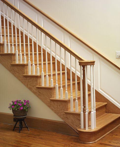Best Stairway 7 Features Lj 5015 Balusters Lj 4010 Newel Lj 400 x 300