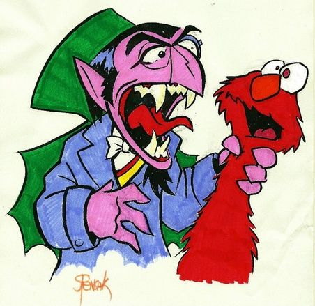 Jerry Nelson The Voice Of Sesame Street S Count Von Count