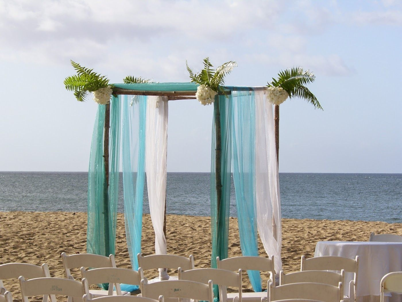 Wedding colors for a beach wedding  bpspotshpGGzcLxUIVDskUMDIAAAAAAAAIAk