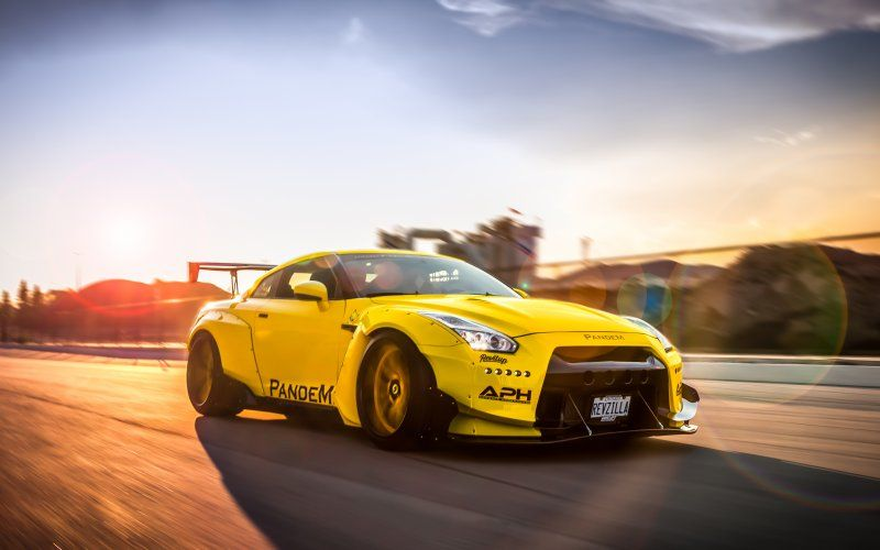 Desktop Wallpaper Nissan Gt R Race Car Yellow 2019 Hd Image Picture Background 2fff6c Nissan Gtr Nissan Gtr Wallpapers Gtr