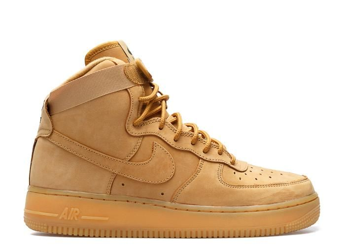 Sale Air Force 1 High Lv8 Gs Flax Nike Shoes Sells Online Online, Best Air