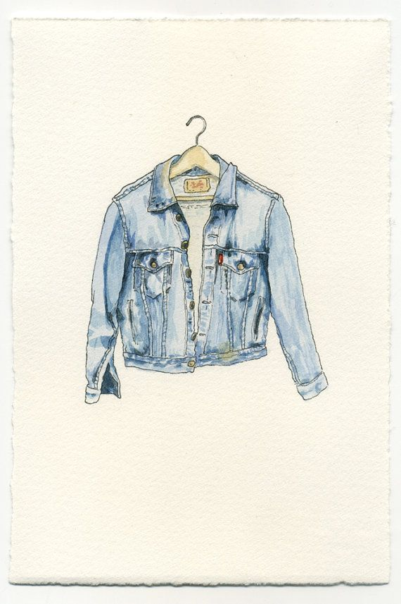 Clothes Denim Jacket Epherma Friends Garment Fashion Fashion