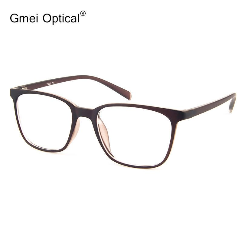 Simple Design Ultra-Light Semi-Transparent Optical Frame Stylish ...