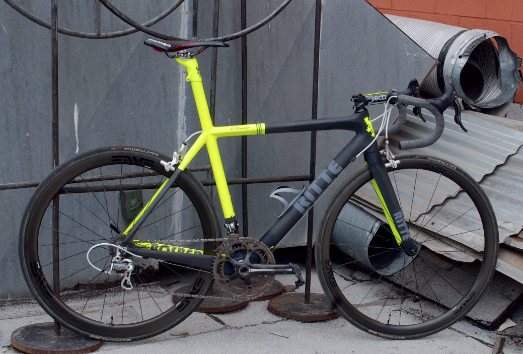 Custom Colour Bosberg So Frickin Awesome Bicycle Paint Job