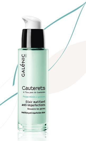 170083 Galènic Cauterets Elixir Antiimperfecciones - 30 ml.