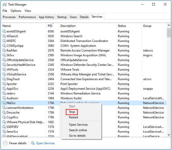 Fix Wmi Provider Host Wmiprvse Exe High Cpu Usage Windows 10