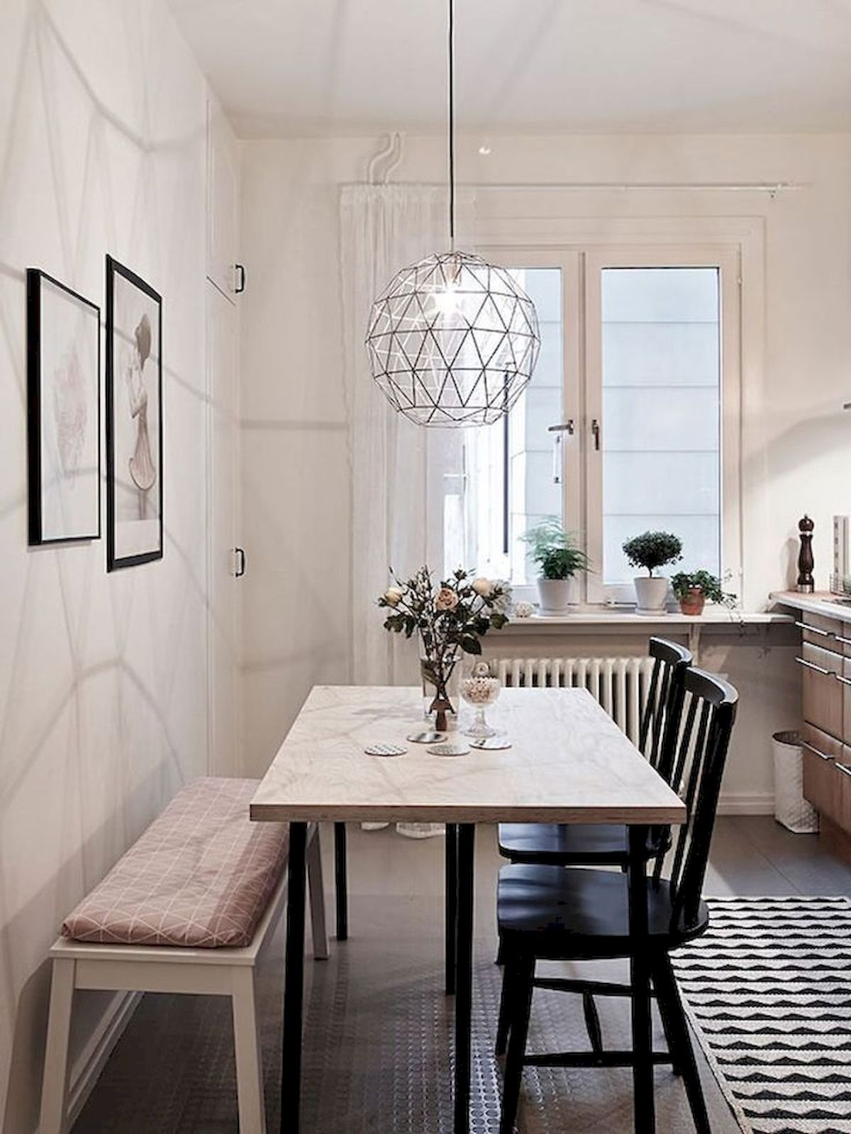 52 Beautiful Small Ideas On A Budget Dining Room 24 Shairoom Com Dining Room Budget Apartment Dining Dining Room Small