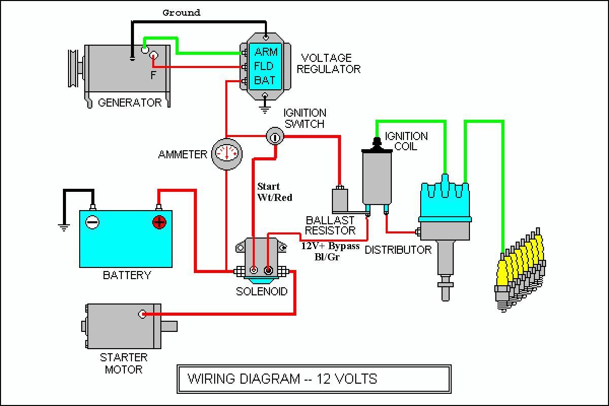 Pin De Daniel Moran Posada En Vw Vocho Baja Diagrama De Instalacion Electrica Auto Electrico Mecanica Automotriz Basica