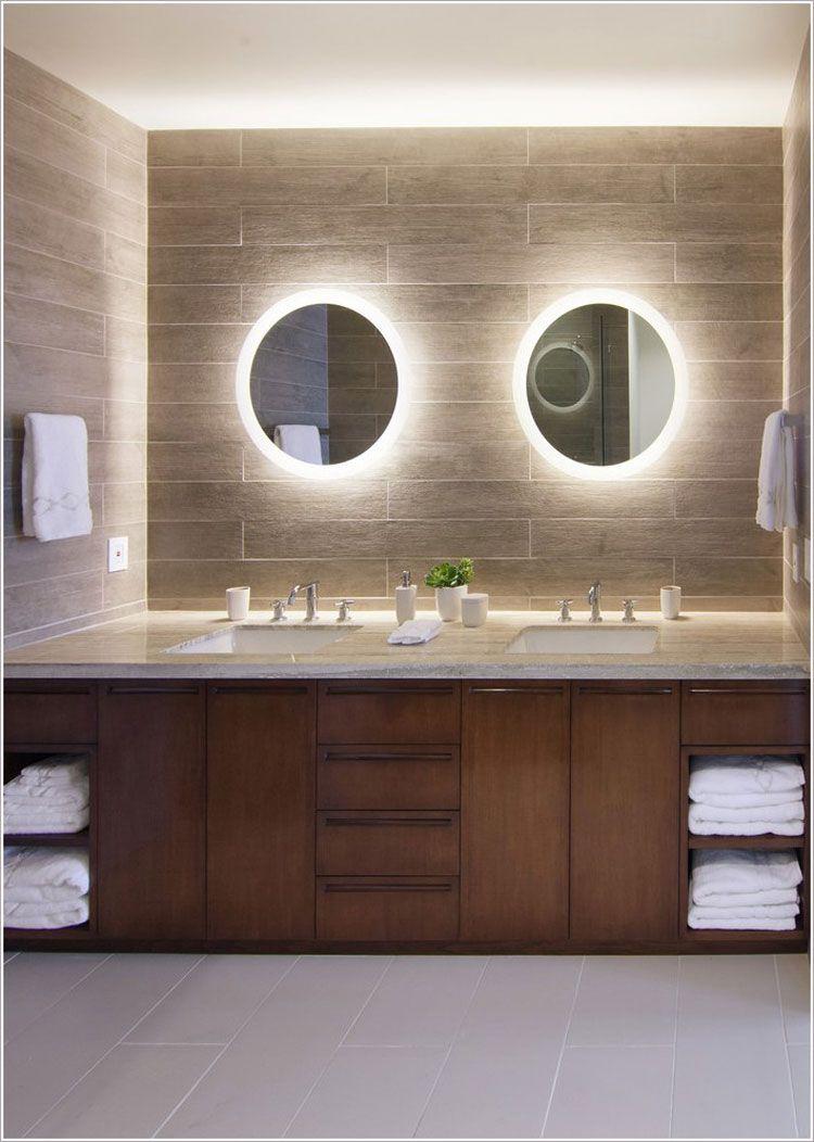 70 Specchi Per Bagno Moderni Dal Design Particolare Arredo Bagno