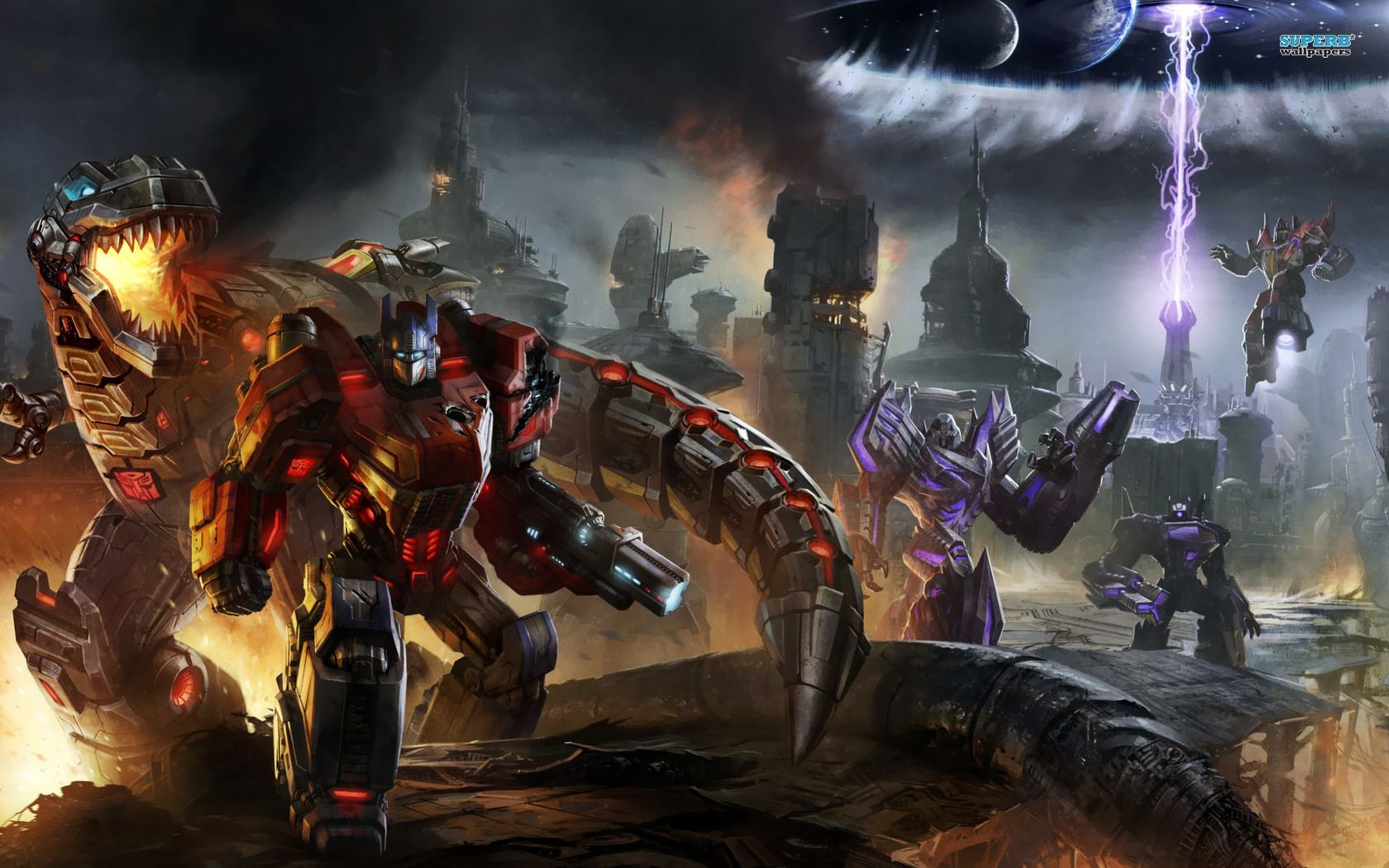 transformers fall of cybertron wallpapers hd wallpaper