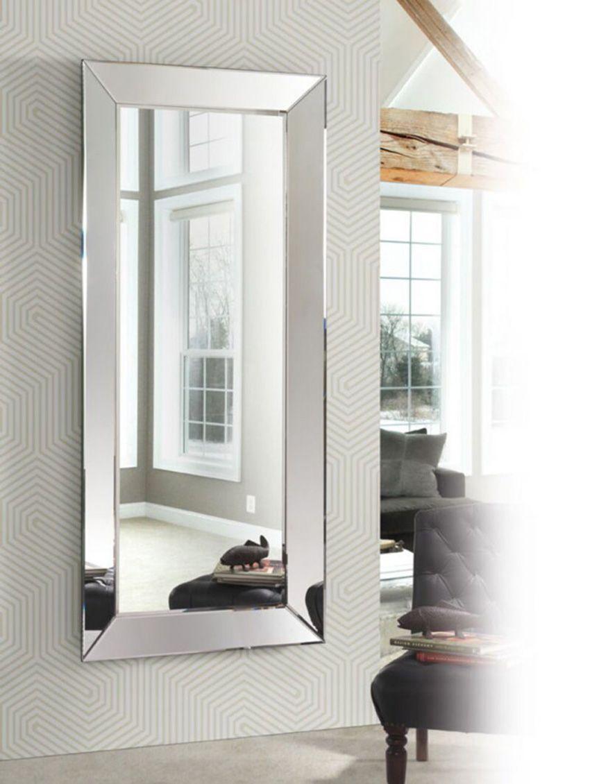 Espejo vestidor en espejo dis arte espejo de cristal for Espejo horizontal salon