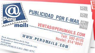 Publicidad x mail