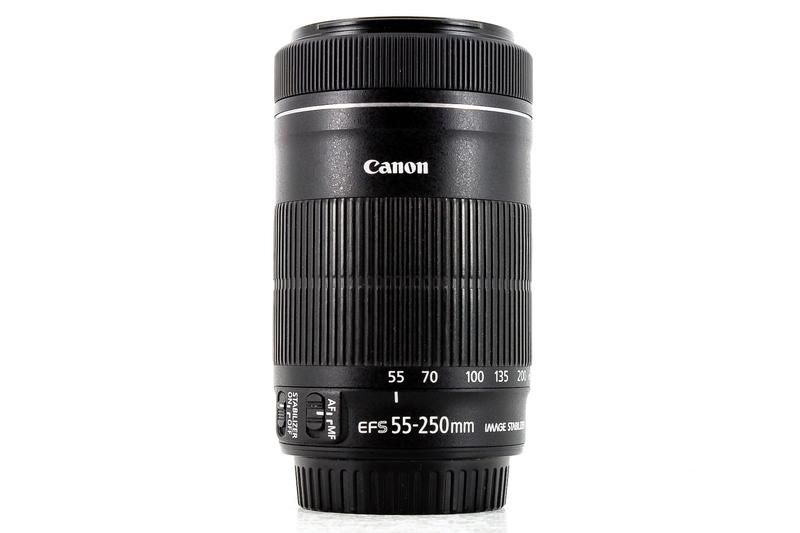 Used Canon Ef S 55 250mm F 4 5 6 Is Stm Used Lenses Used Cameras Lens