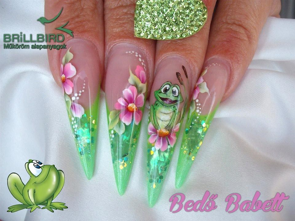 BrillBird | nails | Pinterest | Uñas encapsuladas, Uñas en gel y ...