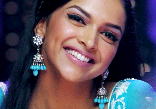 Deepika Padukone As Shanti Priya Deepika Padukone Vintage Bollywood Kannada Movies