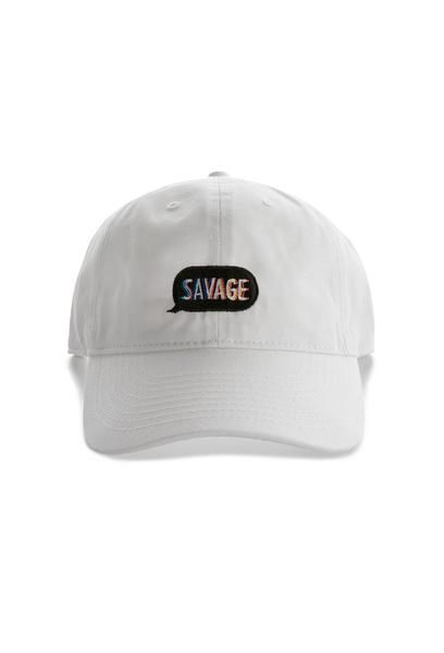 392a5801fca KIMOJI SAVAGE DAD HAT – Kim Kardashian West