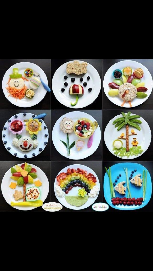 Healthy fun toddler meals #creativeartsfor2-3yearolds