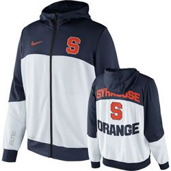Syracuse Orange Nike Hyper Elite 2013 On Court Basketball
