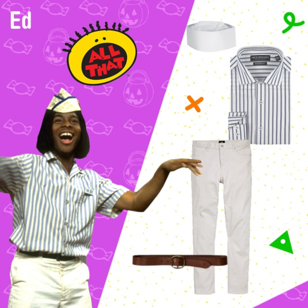 last minute halloween costume ideas ed good burger 17