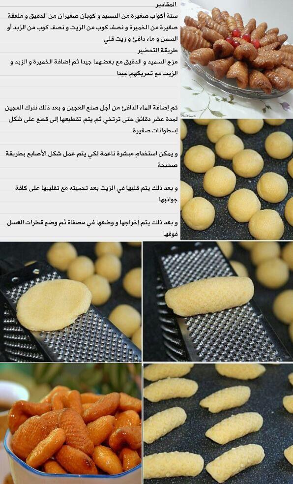 اصابع زينب Food Arabic Food Desserts