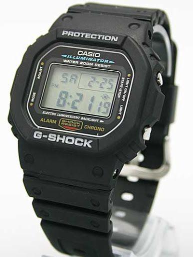 Jual Jam Tangan Casio G Shock   dw-5600e  c9d74282c1