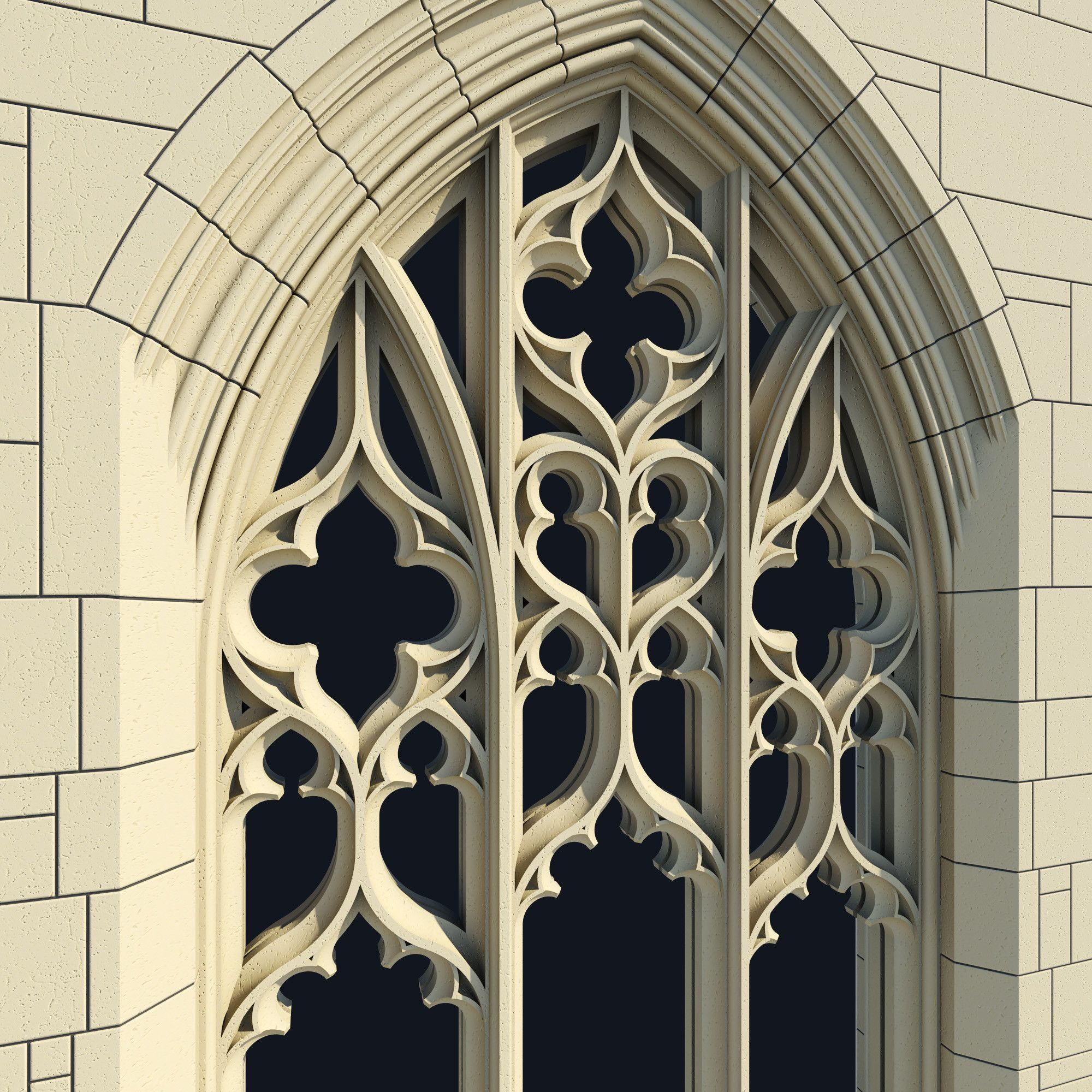 Images for gothic window filigree and tracery for Architectural window designs