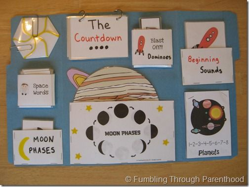 how to make lapbook trifold